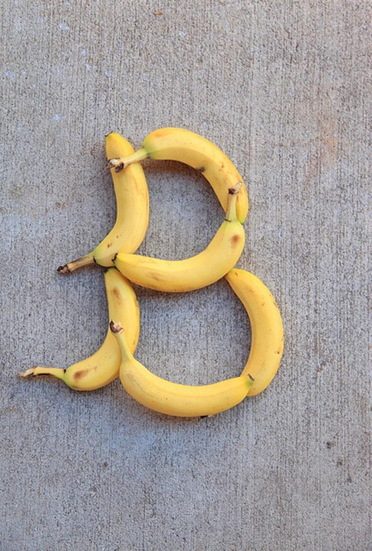 Superfood B Bananas Always Eat Good